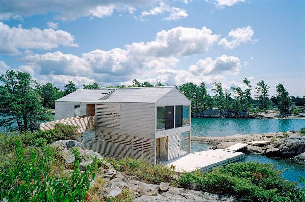 casa flotante Excel Dock muelles flotantes