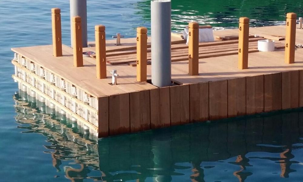 muelle modular de madera 3
